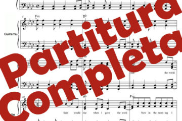 Partitura Musica asa branca Pdf gratis online