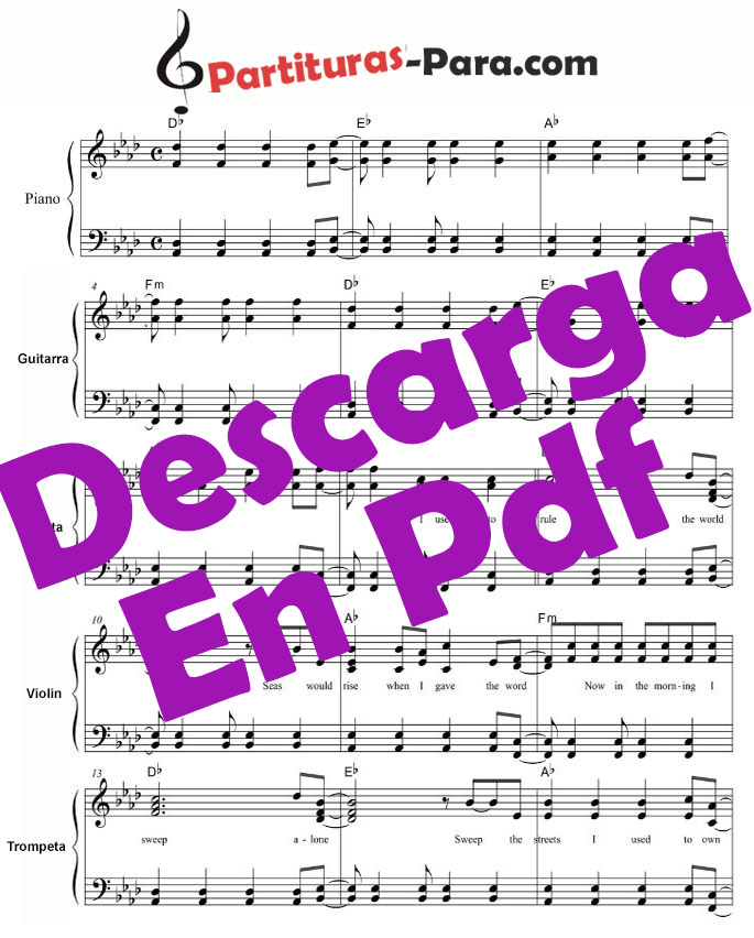 Lll Partitura Balada Para Adelina Piano Guitarra Y Flauta