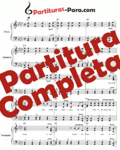 Partituras para piano Pdf gratis online