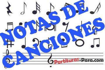Notas Faded faciles piano