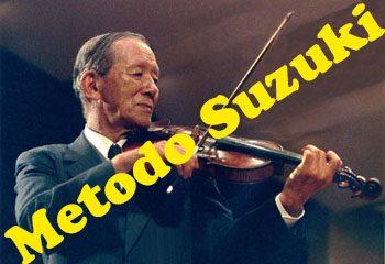 aprender a tocar con método Suzuki