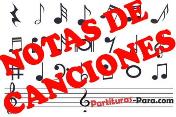 Notas musicales - Taylor Swift - Blank Space